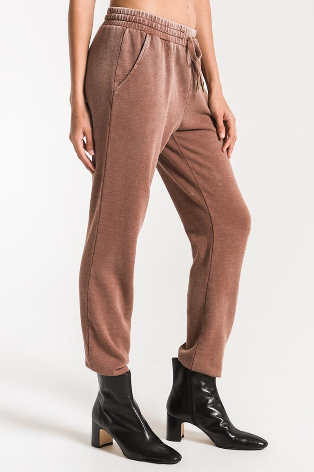 z supply Faded Wash Jogger - Front Full Image
