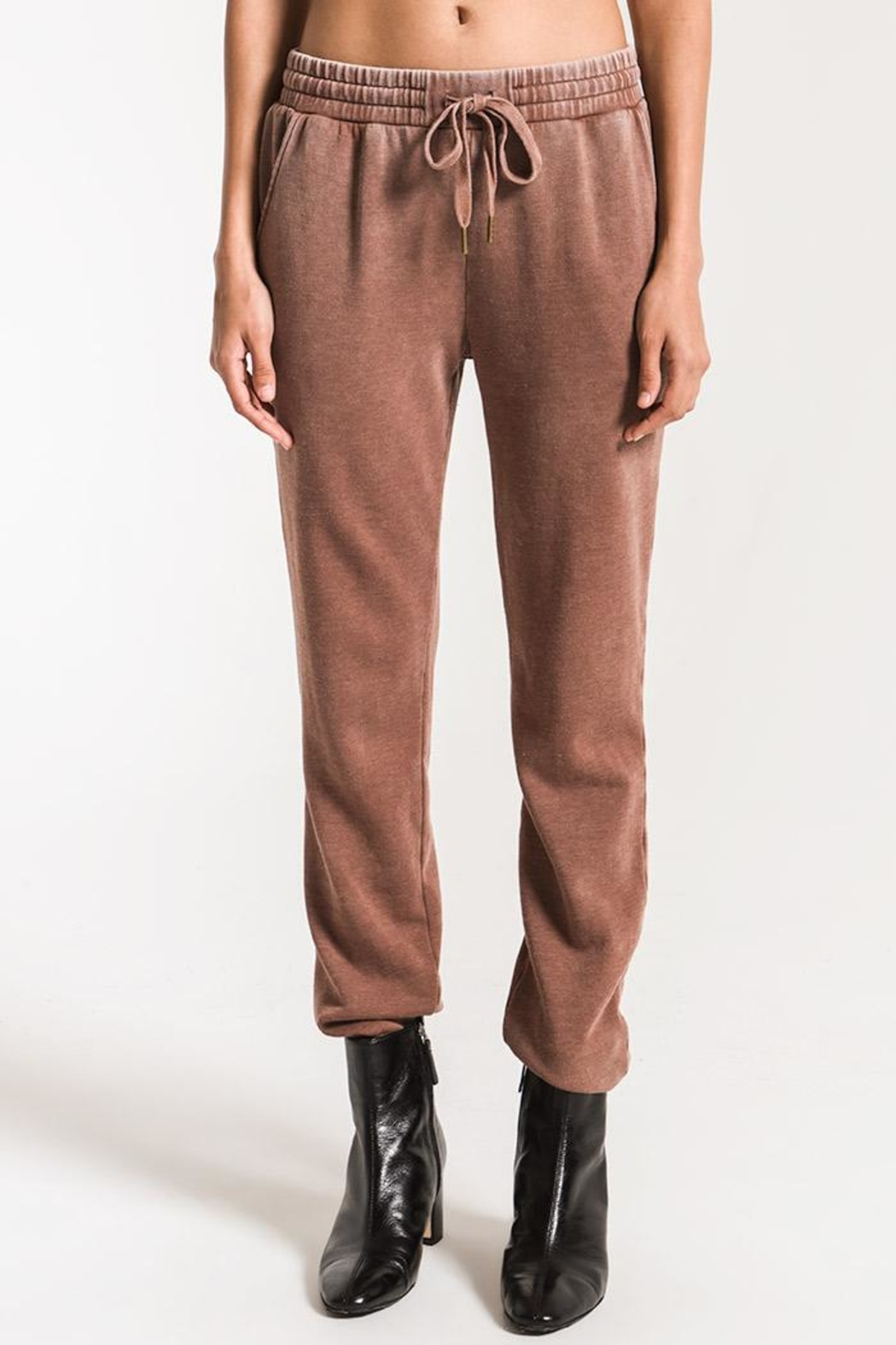 z supply Faded Wash Jogger - Main Image