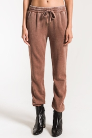 z supply Faded Wash Jogger - Front cropped