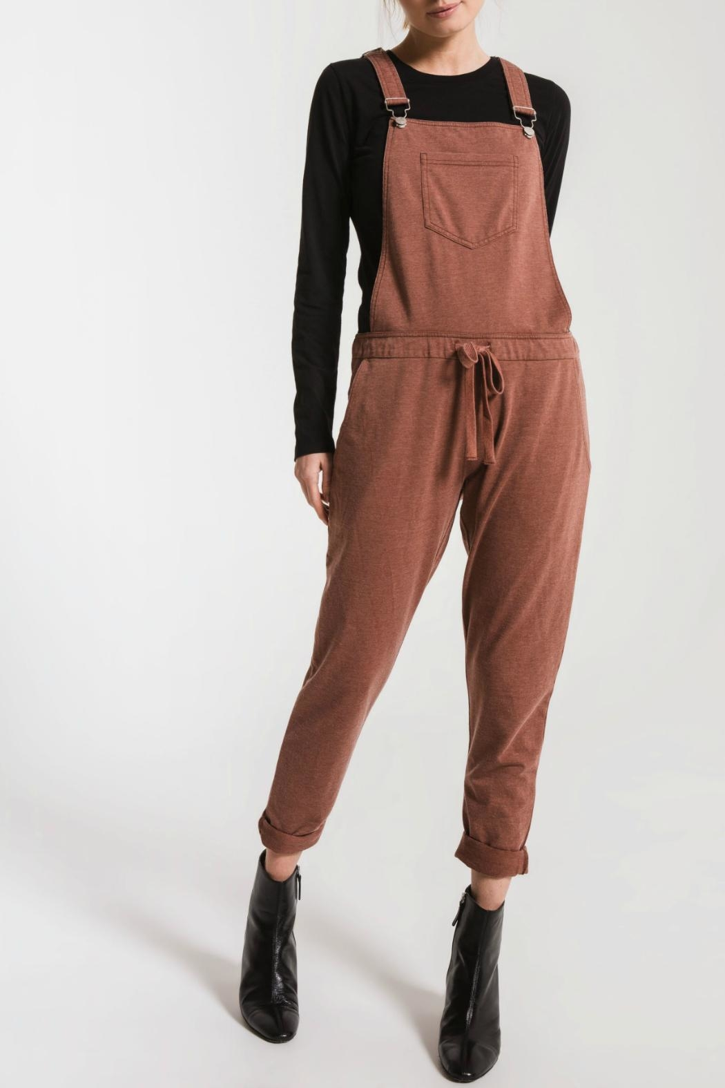 z supply French Terry Overall - Main Image