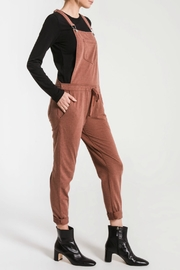 z supply French Terry Overall - Side cropped