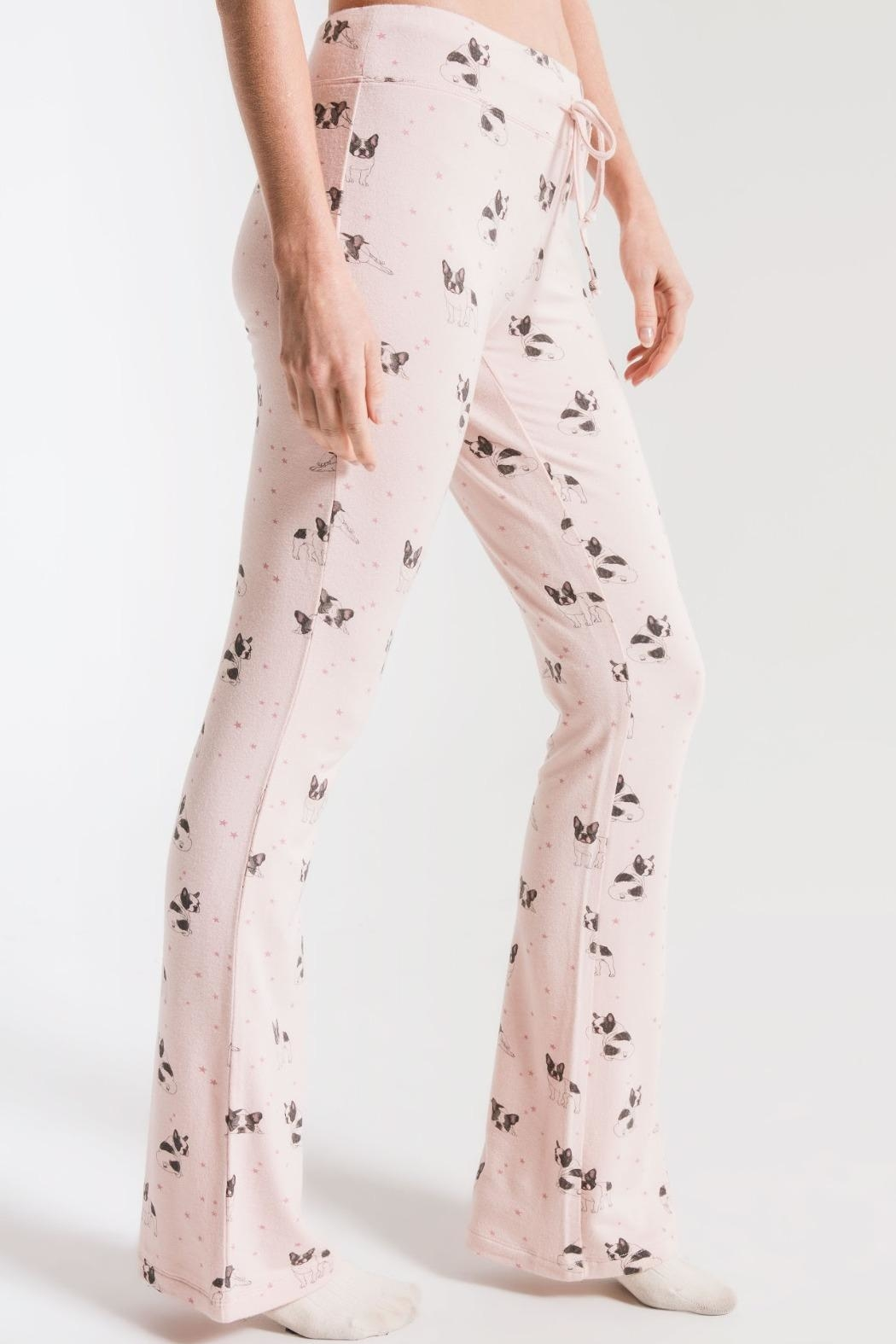 z supply Frenchie Star Pant - Side Cropped Image