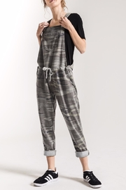 z supply Grey Camo Overalls - Product Mini Image