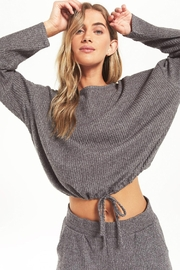 z supply Hang Out Top - Front cropped