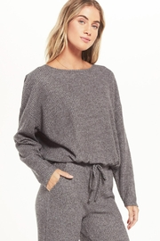 z supply Hang Out Top - Back cropped