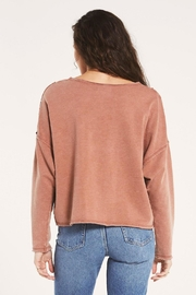 z supply Harper Thermal Skimmer - Back cropped