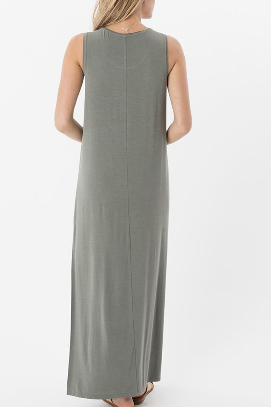 z supply High Slit Maxi Dress from Michigan by Scarborough Square ...