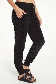 z supply Iger Flocked Jogger - Front full body