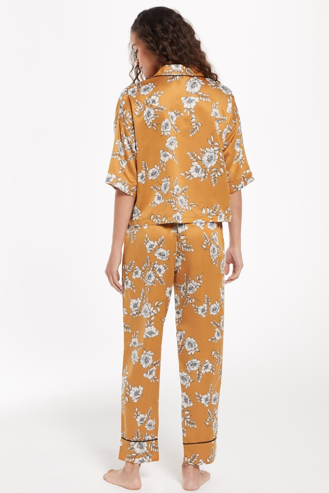 z supply Jolie Pj Set - Side Cropped Image