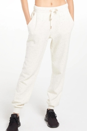 z supply Knit Speckled Pant - Product Mini Image