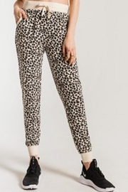 z supply Leopard Jogger Supersoft - Product Mini Image