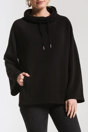 z supply Loft Fleece Pullover - Front cropped