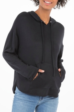 Shoptiques Product: Lush Modal Hoodie