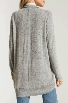 z supply Marled Sweater Knit - Alternate List Image