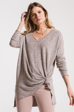 z supply Marled Sweater Tunic - Product List Image