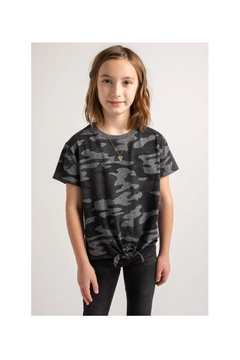Shoptiques Product: Memphis Camo Crew- Girls