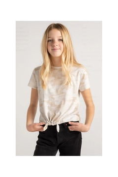 Shoptiques Product: Memphis Camo Crew - Girls