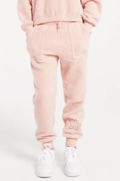 z supply Mix Fleece Jogger - Alternate List Image