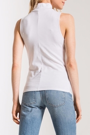 z supply Mock Neck Tank - Front full body