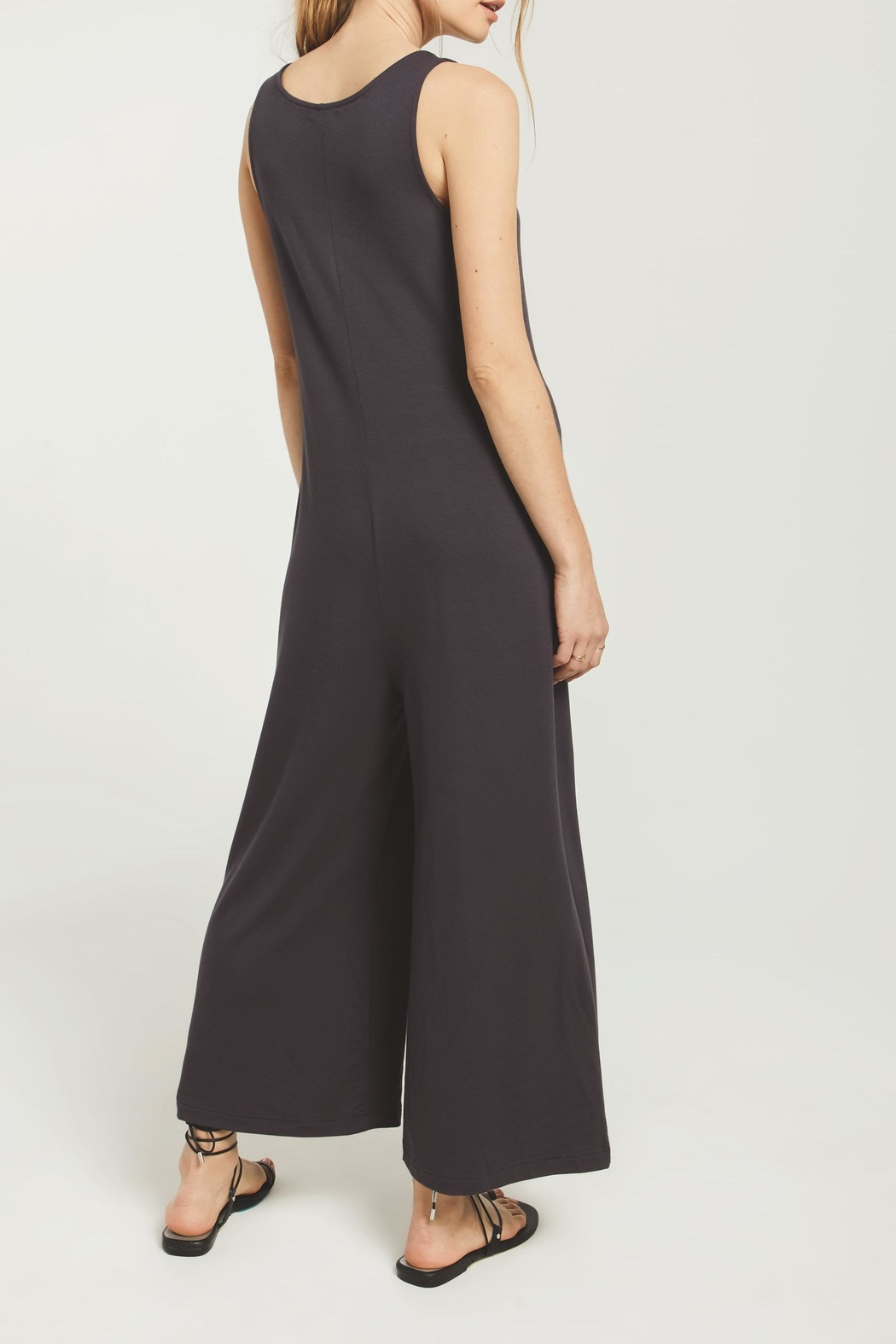 z supply Mojave Jumpsuit - Side Cropped Image