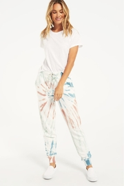 Z Supply  Multicolor Tie-Dye Jogger - Product Mini Image