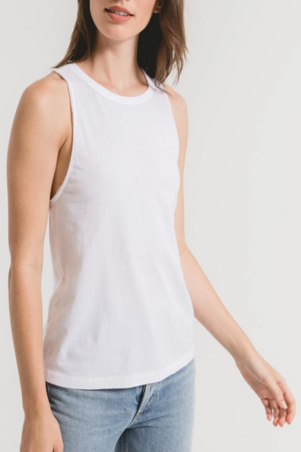 Z Supply  Muscle Tee - Main Image