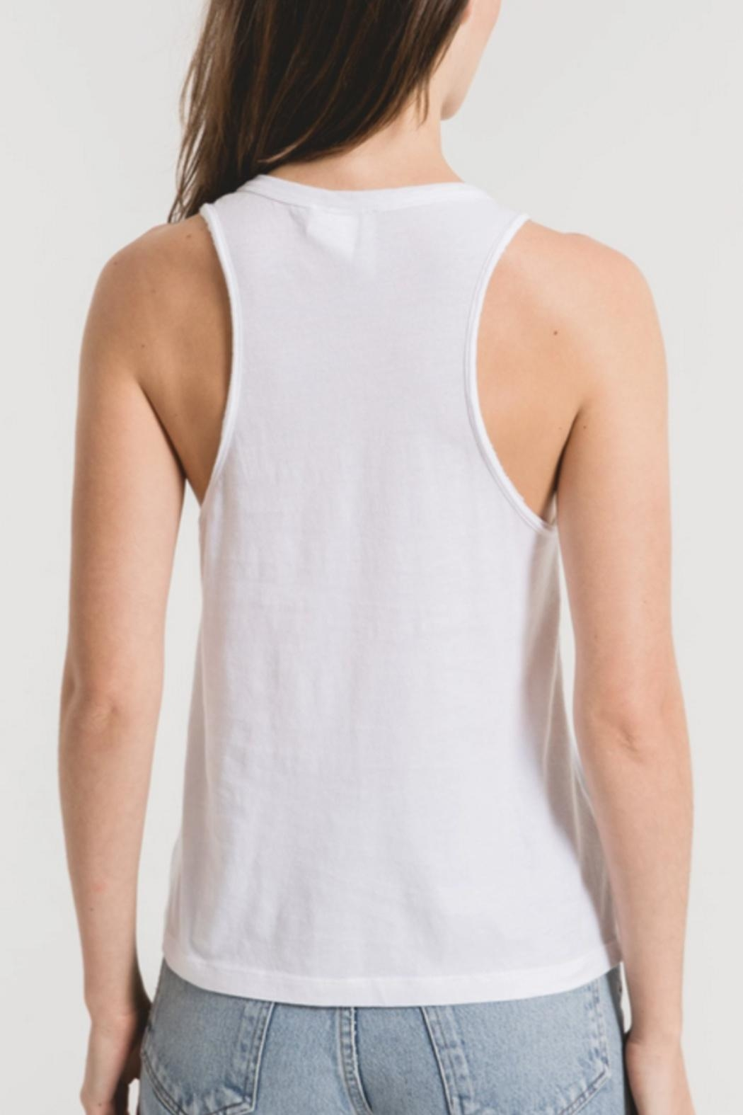 z supply Muscle Tee - Front Full Image