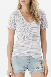 z supply Nautical Striped Tee - Product Mini Image