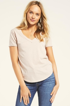 Z Supply  Organic  V-Neck Tee - Product List Image