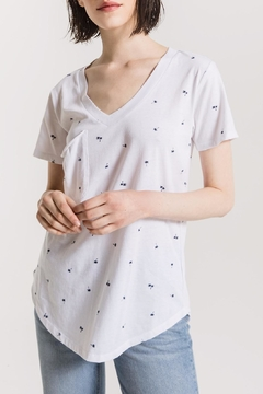 z supply Palm Pocket Tee - Product List Image