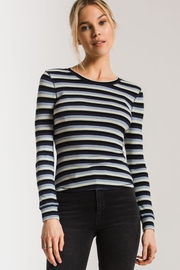 z supply Pamina Striped Tee - Product Mini Image
