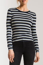 z supply Pamina Striped Tee - Front cropped