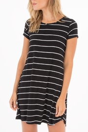 z supply Pencil Striped Dress - Product Mini Image