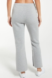 z supply Peyton Cropped Sweatpant - Back cropped