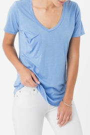 z supply Pocket Tee - Front cropped