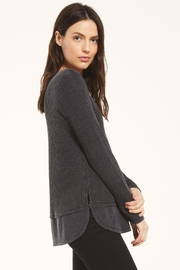 z supply Raine Thermal Tunic - Front full body