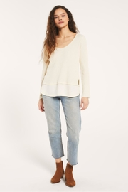 z supply Raine Thermal Tunic - Front cropped