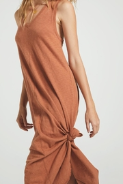 z supply Reverie Brown Dress - Side cropped