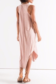 z supply Reverie Midi Dress - Front full body