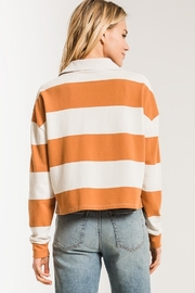 z supply Rugby Stripe Shirt - Side cropped