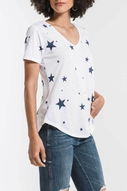 z supply Scatter Star Tee - Front full body