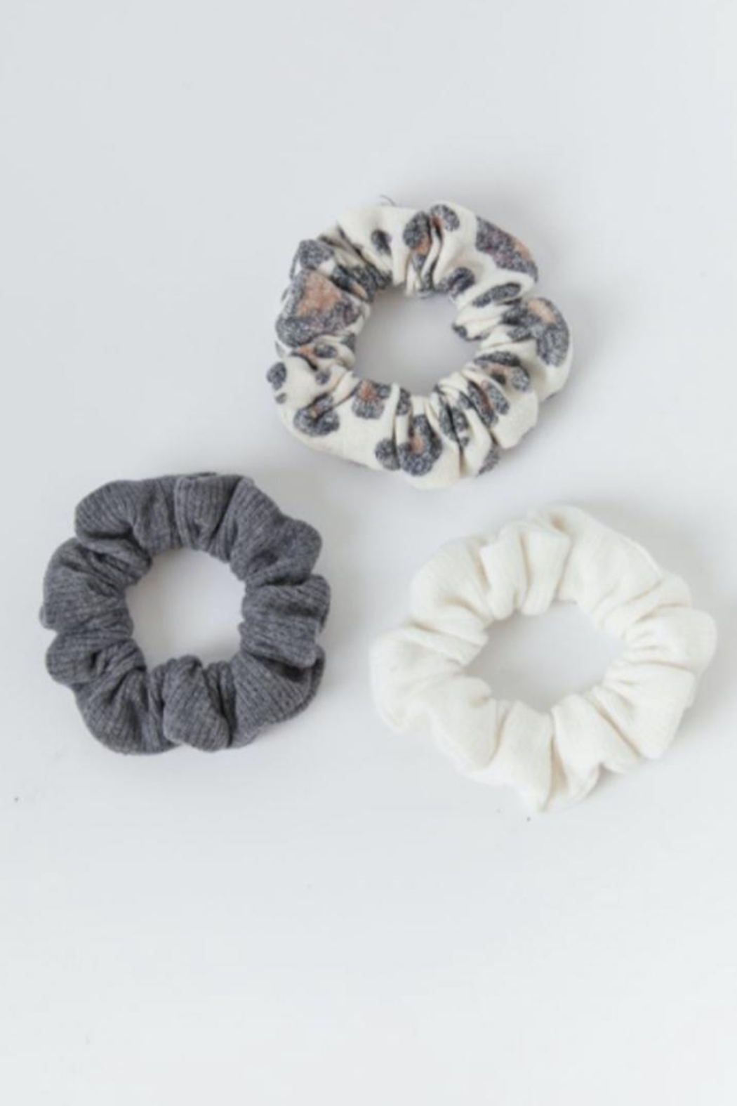 z supply Scrunchies 3 Pack - Front Full Image