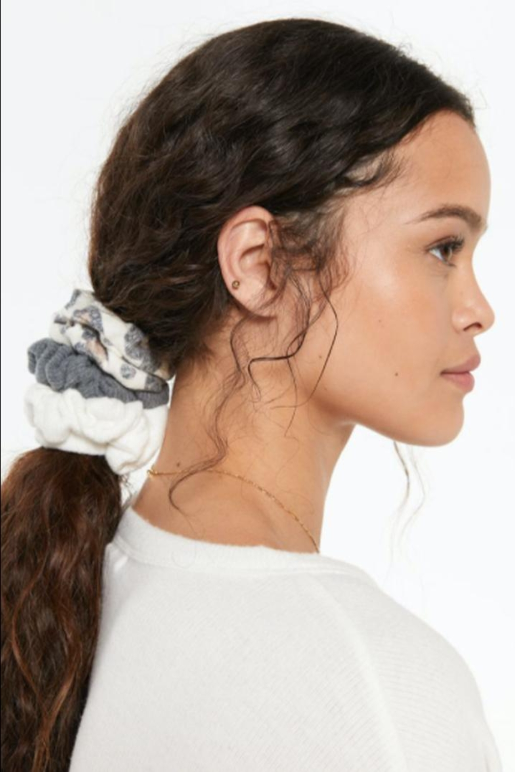 z supply Scrunchies 3 Pack - Main Image