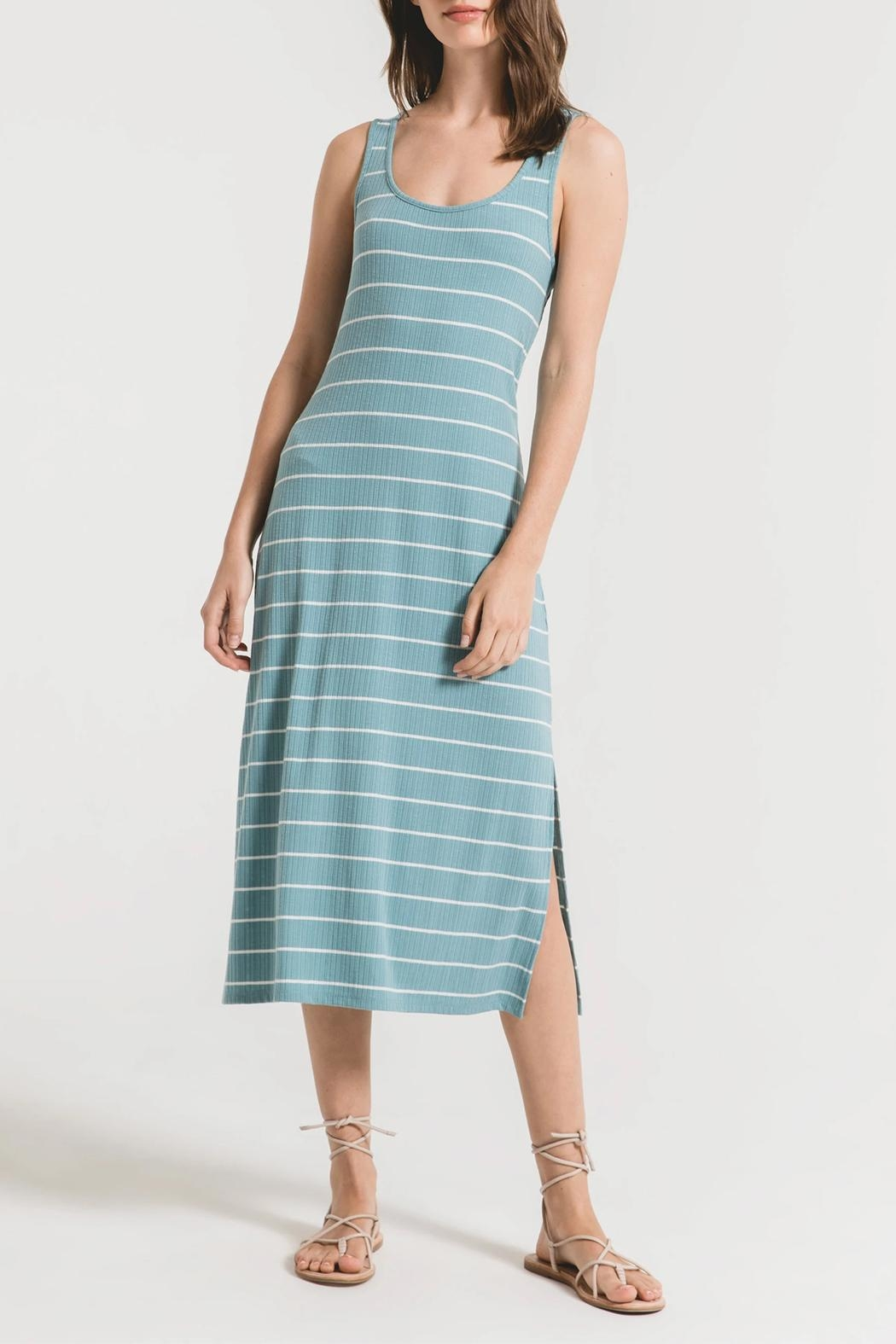 Z Supply  Seri Tank Dress - Main Image