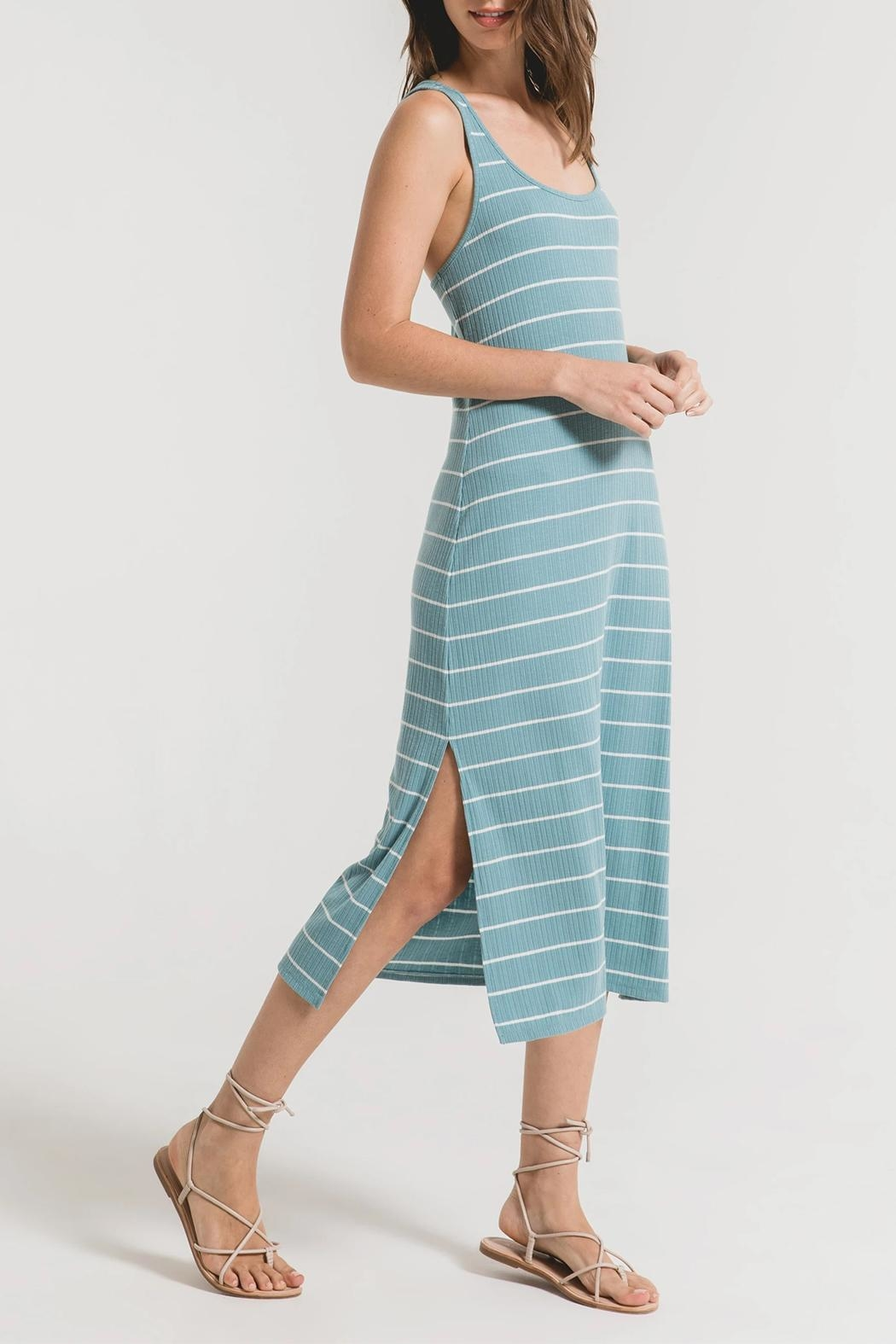 Z Supply  Seri Tank Dress - Front Full Image
