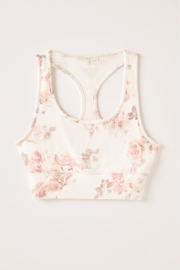 Z Supply  Sia Floral Tank Bra - Side cropped