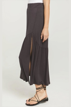Z Supply  Side-Slit Midi Skirt - Alternate List Image