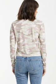 z supply Skimmer Camo Long-Sleeve - Front full body