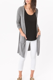 z supply Sleek Jersey Duster - Product Mini Image