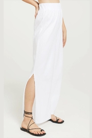 z supply Slitted Wide-Leg Pant - Other